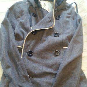 Roxy Blue Medium Retro Double breasted jacket